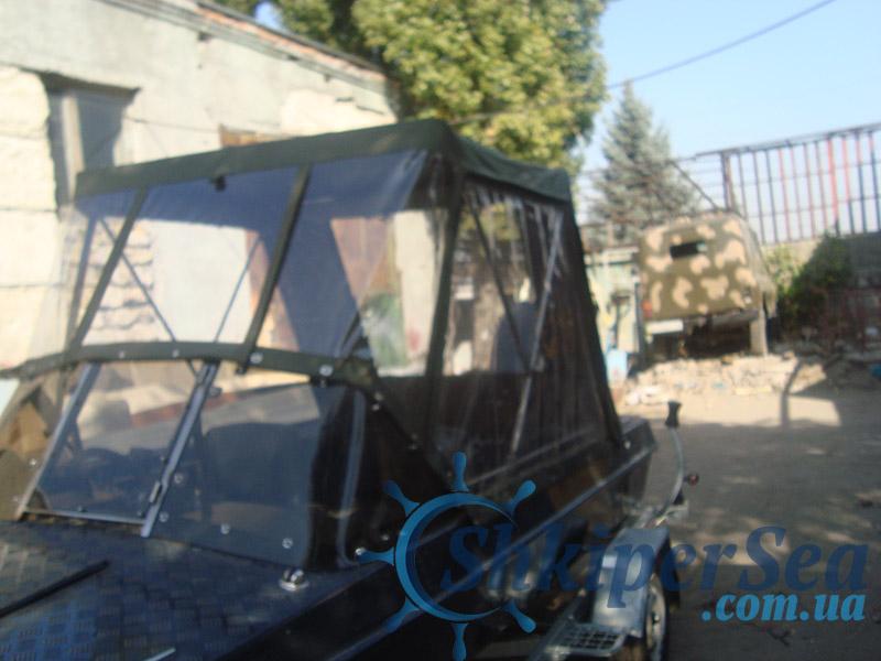 Пошив тента на катер в Одессе